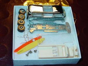 【送料無料】模型車 モデルカー スポーツカー ホットホイールビーチバスローダーキットhot wheels redline beach bomb vw bus rear loader kit