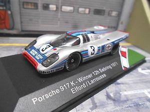 【送料無料】模型車 モデルカー スポーツカー ポルシェショートテイル#セブリングマティーニネットワーク