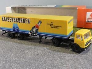 【送料無料】模型車 モデルカー スポーツカー アルベドアーヘンケース#187 herpa albedo mb ng kaiserbrunnen aachen ker sz 444