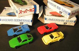 【送料無料】模型車 モデルカー スポーツカー ホ4 masudaya autos ho 187 ovp l999