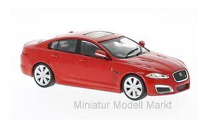 【送料無料】模型車 モデルカー スポーツカー ホワイトボックスジャガーハンドル230 whitebox jaguar xfr rot rhd 2010 143
