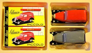 【送料無料】模型車 モデルカー スポーツカー mercedes 170 v deutsche reichspost fernmeldedienst 190 schuco piccolo 2er set