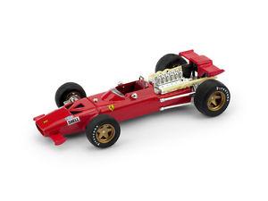 【送料無料】模型車 モデルカー スポーツカー ハムフェラーリアモンr295 brumm ferrari 312 f1 c amon 1969 143