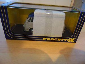 【送料無料】模型車 モデルカー スポーツカー アルファロメオprogetto ref pk 301 alfa romeo fourgon gris bleu stradale 1965 en boite 143
