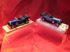 【送料無料】模型車 モデルカー スポーツカー フィアットオリジナルボックスモデルモデルfiat 525 n von 1929,2 x 143 modelle von solido, modell nr4154,100 neu in ovp