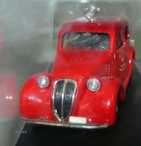 【送料無料】模型車 モデルカー スポーツカー brumm r63, fiat 508 c berlina 1100 hp32, 1937,1939 vf i, 143, neuamp;ovp
