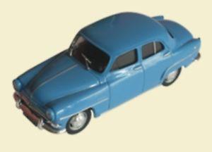 【送料無料】模型車 モデルカー スポーツカー fr simca aronde a90 modell 143 aus metall kultowe auta prl 089