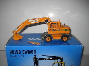 【送料無料】模型車 モデルカー スポーツカー ボルボショベルショベルカー#volvo ew 160 b bagger tieflffel kemmer 567 nzg 150 ovp