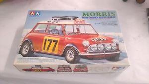 【送料無料】模型車 モデルカー スポーツカー ビンテージラリーモデルキットモーリスミニクーパーラリーモンテカルロtamiya vintage 24048 morris mini cooper 1275s rally model kit rally montecarlo