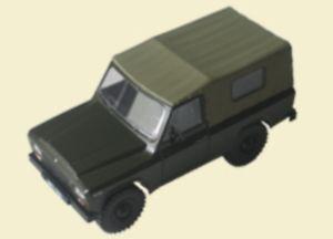 【送料無料】模型車 モデルカー スポーツカー ro aro 240 modell 143 aus metall kultowe auta prl 076