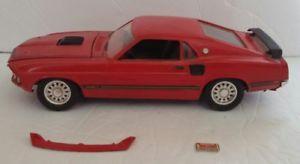 【送料無料】模型車 モデルカー スポーツカー モデルキットフォードムスタングマッハモデルジャンクヤードrevell ford mustang mach 1 model kit 1996 loose model junkyard lot