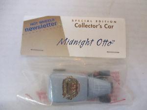 【送料無料】模型車 モデルカー スポーツカー ホットホイールニュースレターオットーコレクタカーhot wheels sletter 3th annual convention midnight otto collectors car