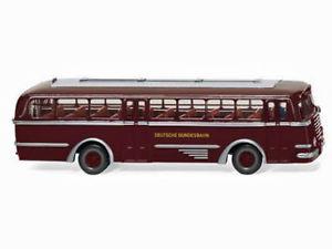 【送料無料】模型車 モデルカー スポーツカー バスwiking 072002 h0 bus bssing trambus db