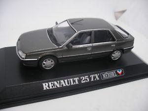 【送料無料】模型車 モデルカー スポーツカー ルノーメリベルvoiture 143 eme norev renault 25 tx meribel