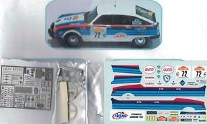 【送料無料】模型車 モデルカー スポーツカー トランキットシトロエンラリーサンレモアリーナtranskit 143 citroen gs gr2 rallye sanremo 1981 arena tk05