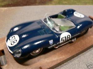 【送料無料】模型車 モデルカー スポーツカー ハムジャガー143 brumm r146 jaguar d type startn518 19541960