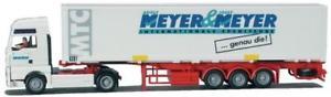 【送料無料】模型車 モデルカー スポーツカー トラックマンアンプアンプマイヤーマイヤーawm lkw man tga xxl 45´contsz meyer amp;amp; meyer