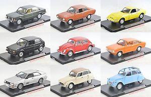 【送料無料】模型車 モデルカー スポーツカー アトラスネットワークネットワークモデルクラシックアウディフォルクスワーゲンフォードオペル 124 atlasaltayaixo modelle, diverse klassiker, audi, vw, ford, bmw, opel,