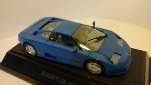 【送料無料】模型車 モデルカー スポーツカー ブガッティ##revell 143 8501 bugatti eb110, blau 23295