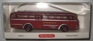 【送料無料】模型車 モデルカー スポーツカー ホwiking 072002 bssing trambus 1949 1959 deutsche bundesbahn 187 ho