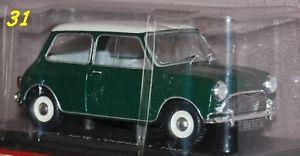 【送料無料】模型車 モデルカー スポーツカー プロモーションオースチンミニクーパーpromotion sur ancien n n 31 austin mini cooper s au 124
