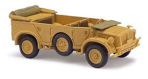 【送料無料】模型車 モデルカー スポーツカー ブッシュトラックbusch 80002 h0 lkw horch 108 typ 40 mannschaftskfz