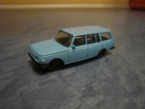 【送料無料】模型車 モデルカー スポーツカー モデルカーrk modelle pkw wartburg 353 85 tourist blau