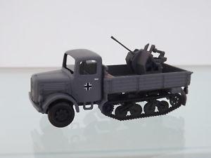 【送料無料】模型車 モデルカー スポーツカー ラバherpa 746120 military 187 magirus 3000s maultier m37mm flak,wehrmacht neu