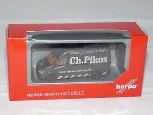 【送料無料】模型車 モデルカー スポーツカー メルセデスベンツスプリンターherpa 092845 mercedesbenz sprinter 13 bf3 ch pikos neu ovp