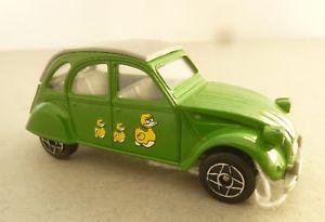 【送料無料】模型車 モデルカー スポーツカー フランスクーガーモデルシトロエンドアセダンfrench dinky toys cougar models citroen 2cv6 fermee four door saloon car