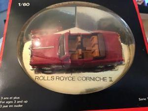 【送料無料】模型車 モデルカー スポーツカー デラックスコレクションロールスロイスコーニッシュスケールシリーズmajorette deluxe collection 'rolls royce corniche ii' 160 scale 1000 series