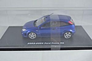 【送料無料】模型車 モデルカー スポーツカー ティックフォードフォードフォーカススケール