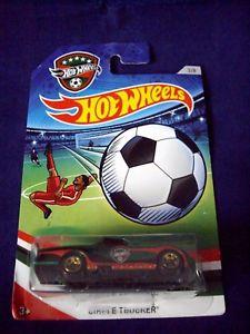 【送料無料】模型車 モデルカー スポーツカー ホットホイールサッカーシリーズフルセットサッカーhot wheels soccer series 2016 full set of 8 cars football