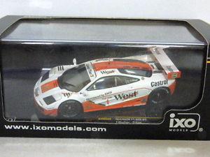 【送料無料】模型車 モデルカー スポーツカー ネットワークマクラーレン#スパixo mclaren f1 gtr 1 t bscher p kox 4hrs spa 1996 gtm084