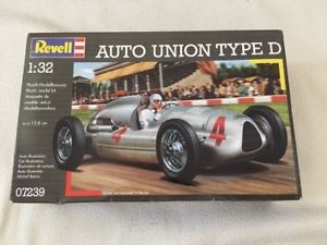 【送料無料】模型車 モデルカー スポーツカー オートユニオンタイプスケールプラスチックキットrevell 07239 auto union type d 132 scale plastic kit from 2004