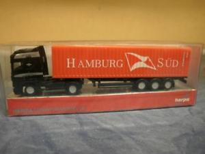 【送料無料】模型車 モデルカー スポーツカー ハンブルクズードherpa 1160 daf 95 xf aerop ssc contsz hamburg sd 066440