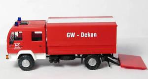 【送料無料】模型車 モデルカー スポーツカー テットナングrietze 68034 man dekonp feuerwehr tettnang 187