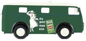 【送料無料】模型車 モデルカー スポーツカー パッケージbrekina elektropaketwagen persil 58302