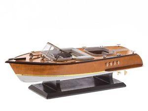 【送料無料】模型車 モデルカー スポーツカー モデルモデルボートスポーツボートイタリアボートモデルmodellschiff sportboot italien schiffsmodell yacht schiff boot modell 50cm