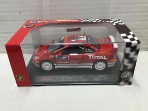 【送料無料】模型車 モデルカー スポーツカー プジョーフィンランドラリーsaico 132 peugeot 307 wrc gronholm rallye de finland 2005 mib