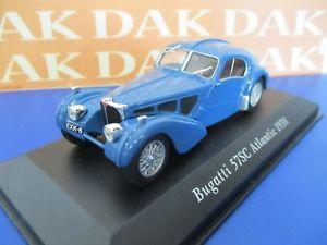 【送料無料】模型車 モデルカー スポーツカー ブガッティアトランティックモデルカーdie cast 143 modellino auto bugatti 57sc atlantic 1938