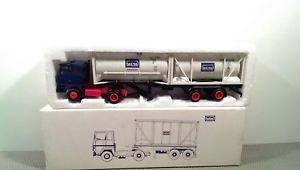 【送料無料】模型車 モデルカー スポーツカー herpa daf 3300 wew container sattelzug *vi54062
