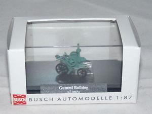 【送料無料】模型車 モデルカー スポーツカー ラバーブッシュファイルブルドッグbusch 59907 gummi bulldog lanz 187