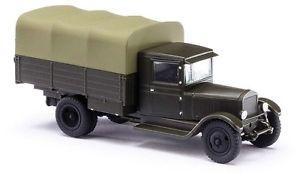 【送料無料】模型車 モデルカー スポーツカー ブッシュトラックソビエトトラックbusch 80010 h0 lkw zis5 sowjetischer militrlastwagen