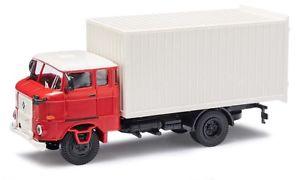 【送料無料】模型車 モデルカー スポーツカー ブッシュbusch 95148 187 h0 ifa w50 mk berolina neu
