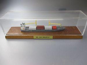 【送料無料】模型車 モデルカー スポーツカー conrad modellbauschiffsmodell ms rio branco, containerschiff gk105