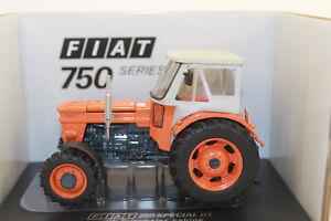 【送料無料】模型車 モデルカー スポーツカー uh 5296 fiat 750 4dw allrad mit fritzmeier kabine traktor 132 neu in ovp