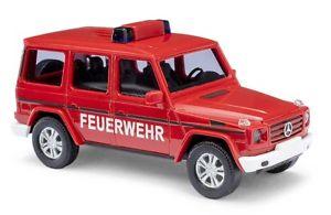 フジオカシ 【送料無料】模型車 モデルカー スポーツカー ブッシュベンツクラススケールbusch h0 mercedesbenz gklasse 08, feuerwehr, neu,ovp, massstab 187, 51459, ブエングスト c89e3712