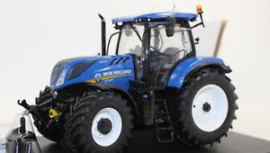 【送料無料】模型車 モデルカー スポーツカー ニューホーランドトターボックスuh 4893 holland traktor t7225 132 neu in ovp
