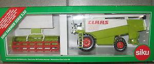 【送料無料】模型車 モデルカー スポーツカー ハーベスタsiku farmer 4150 claas lexion 480 mhdrescher combine harvester neu 132